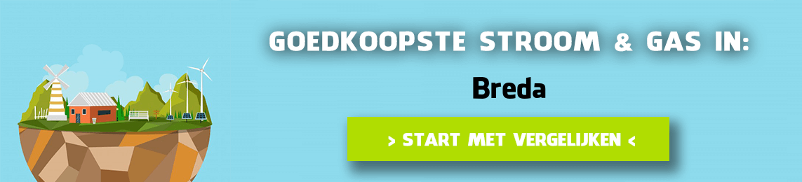 energie vergelijken Breda