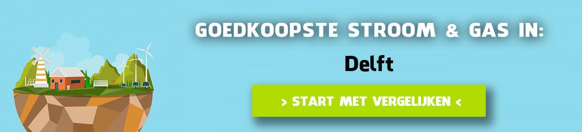 energie vergelijken Delft