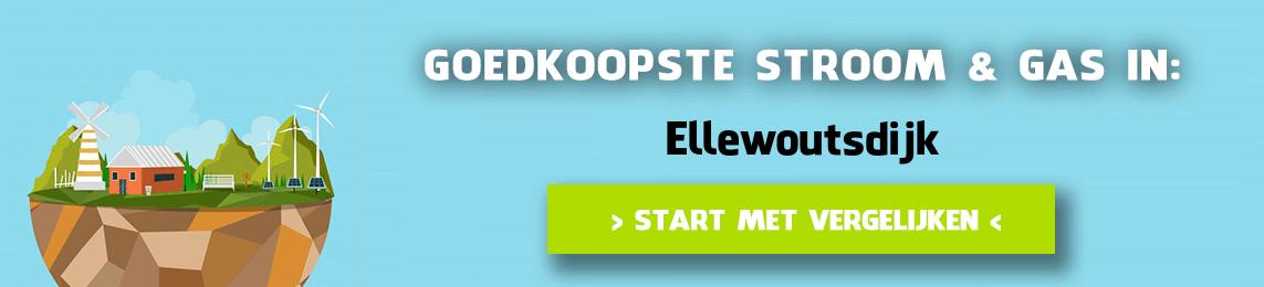 energie vergelijken Ellewoutsdijk