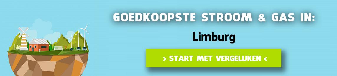 energie vergelijken Limburg