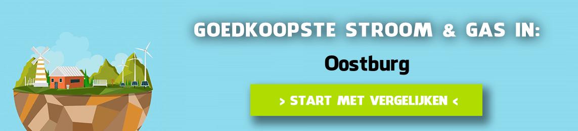 energie vergelijken Oostburg